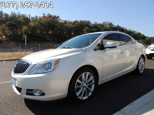 2012 Buick Verano Leather Group 1G4PS5SK0C4168783 Roseburg