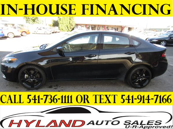 2014 DODGE DART SXT TIGERSHARK * CREDIT IS EASY @ HYLAND AUTO SALES*
