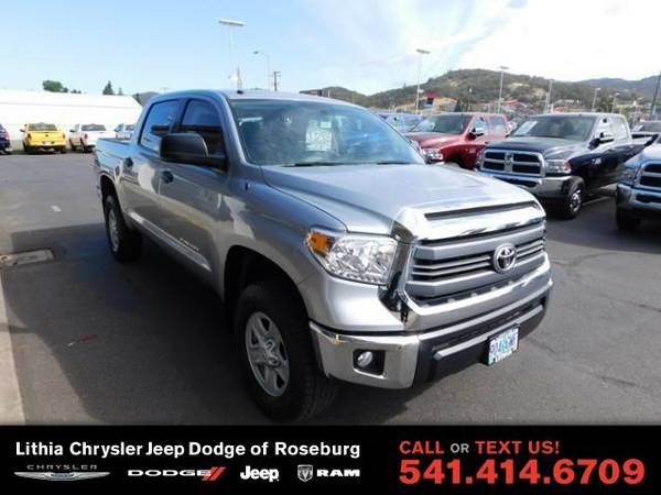 2014 Toyota Tundra SR5 (You Save $639 Below KBB Retail)
