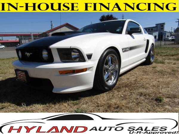 2007 FORD MUSTANG GT PREMIUM CALIFORNIA SPECIAL *ONLY 81,573 MILES*