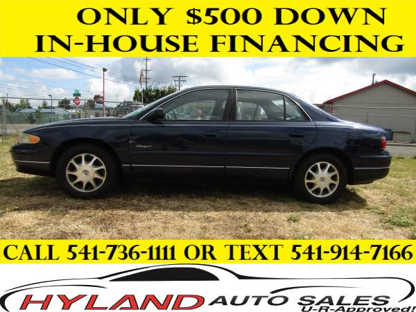 1998 BUICK REGAL *CREDIT IS EASY $500 DOWN/ $167 MONTH @ HYLAND AUTO