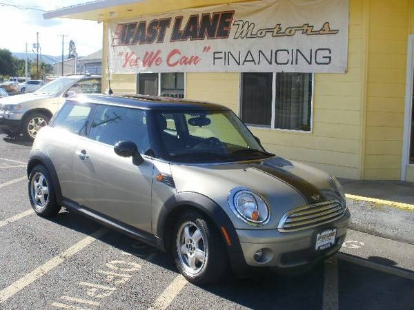2009 MINI COOPER - HOME OF YES WE CAN FINANCING