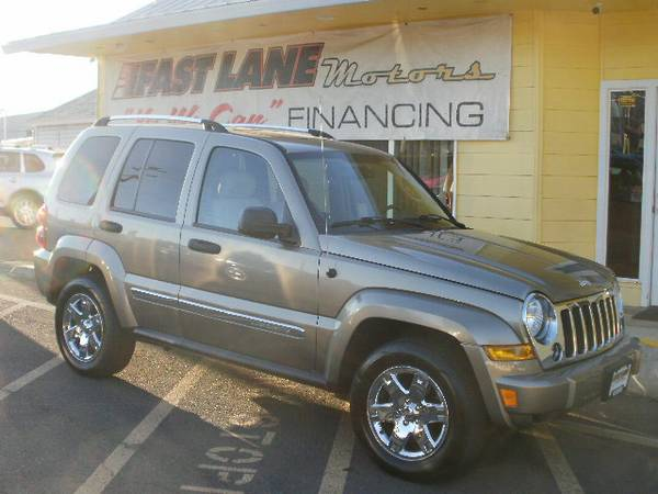 2006 JEEP LIBERTY LIMITED 4X4 - HOME OF YES WE CAN FINANCING