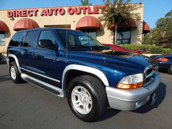 2002 *Dodge* *Durango* SLT Plus 2WD 4dr SUV