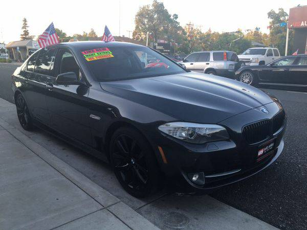 2011 *BMW* *5* *Series* 535i 4dr Sedan