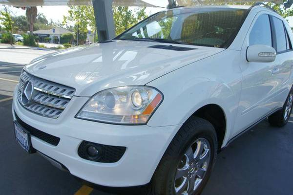 2006 MERCEDES ML350 LOADED NAVIGATION CLEAN CARFAX