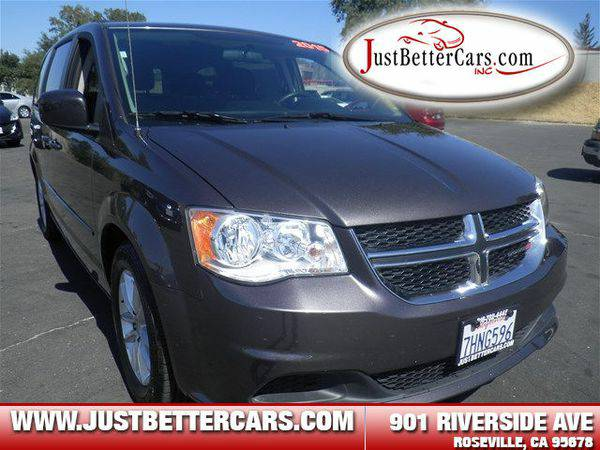 2015 *Dodge* *Grand* *Caravan* SXT - Love it OR Trade it Guarantee!