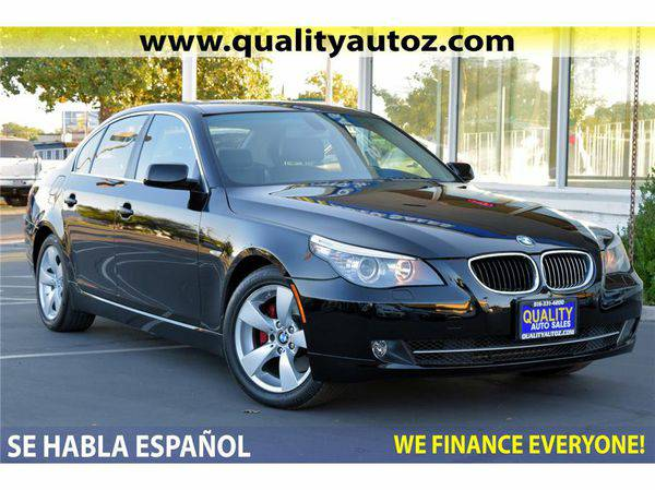 2008 *BMW* *5* *Series* $699 down o.a.c
