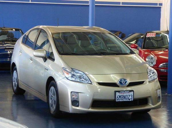 2010 *Toyota* *Prius* V 4dr Hatchback