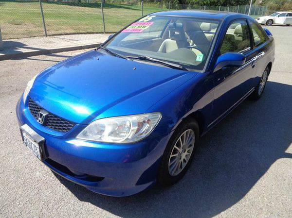 2005 *Honda* *Civic* EX Special Edition 2dr Coupe **FREE IPAD MINI 2 W