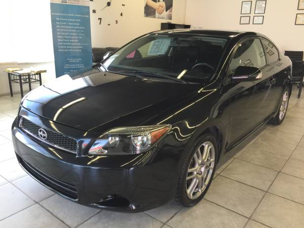 2006 SCION TC 2DR COUPE BLACK! GAS SAVER! RELIABLE! MUST SEE*