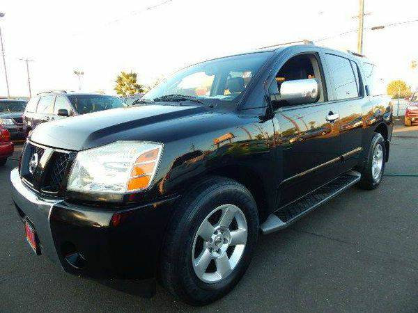 2004 *Nissan* *Armada* SE 4dr SUV EVERYBODY IS APPROVED!!!