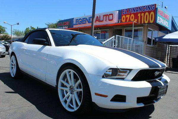 2012 *Ford* *Mustang* V6 2dr Convertible **2 car lots - 100's of v