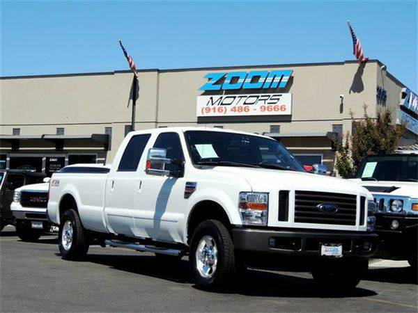 2009 *Ford* *F-250* Diesel Truck 6.4L Crew Cab Long Bed - CALL FOR MOR