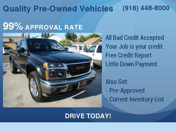 2009 GMC Canyon SLE-2 4xExtended Cab 4dr SPECIAL FINANCING