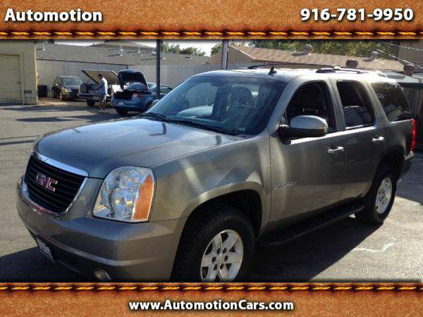 2009 *GMC* *Yukon* SLE-1 4WD **Everyone Is Approved**