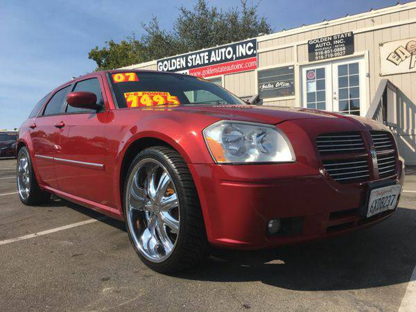 2007 *Dodge* *Magnum* SXT 4dr Wagon EASY FINANCING!