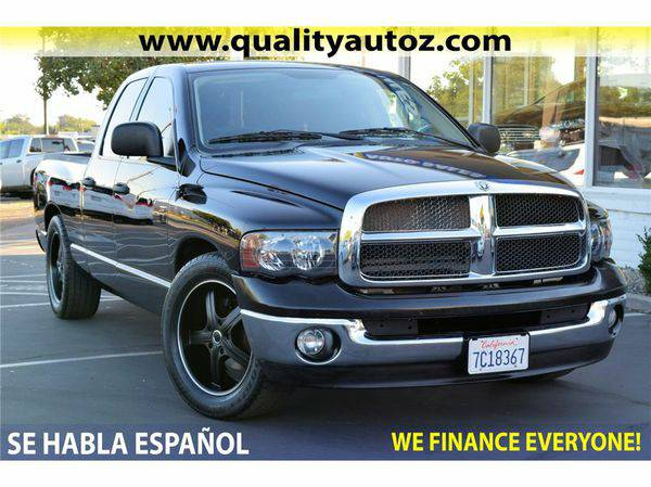 2003 *Dodge* *Ram* *1500* *Quad* *Cab* $699 down o.a.c