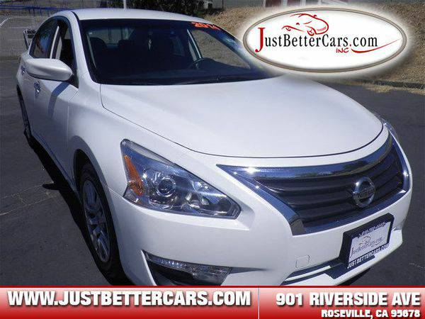 2014 *Nissan* *Altima* 2.5 S - Love it OR Trade it Guarantee!
