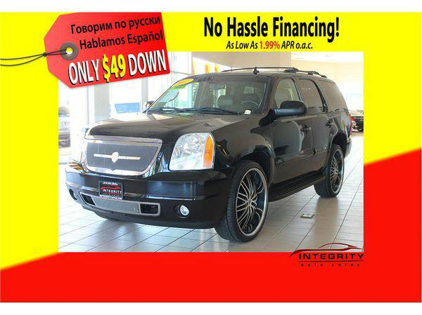2007 *GMC* *Yukon* ; Your job is your credit! No hassle!!!