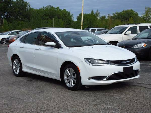 2015 Chrysler 200 66 Great Price**WHAT A DEAL*