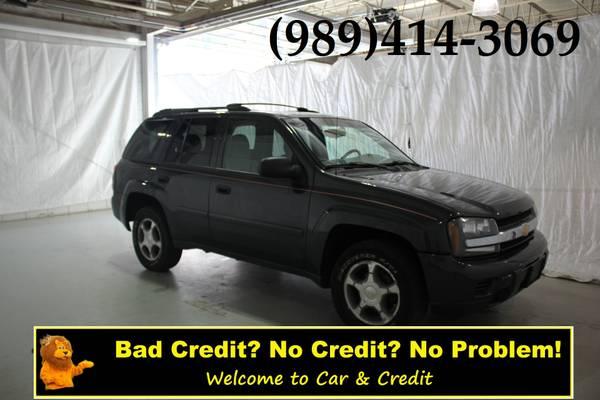 2007 Chevrolet TrailBlazer - Bad Credit OK