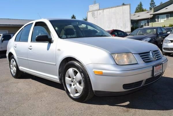 2003 *Volkswagen* *Jetta* *GLS* 4D Sedan