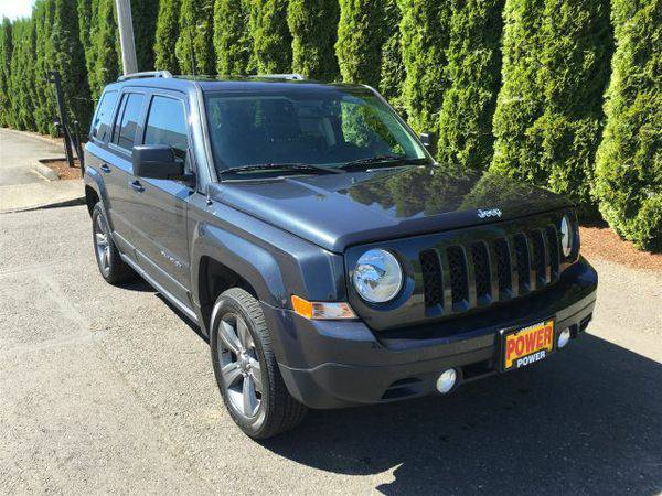 2015 *Jeep* *Patriot* HIGH ALTITUDE E - CALL/TEXT 📱