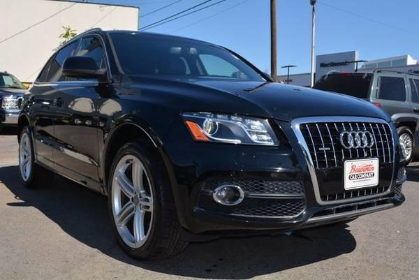 2010 *Audi* *Q5* *3.2 Premium* 4D Sport Utility