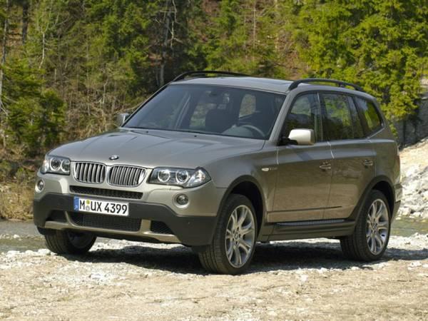 2008 *BMW* *X3* *3.0si* 4D Sport Utility