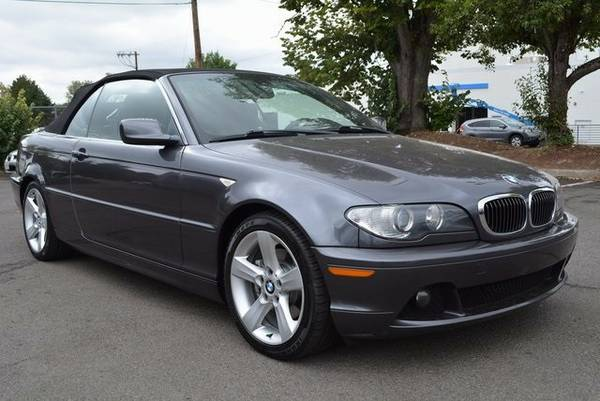 2005 *BMW* *3* *Series* *325Ci* 2D Convertible