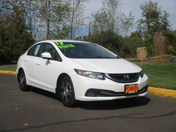 2013 *Honda* *Civic* *Hybrid* - GET APPROVED TODAY!!!!