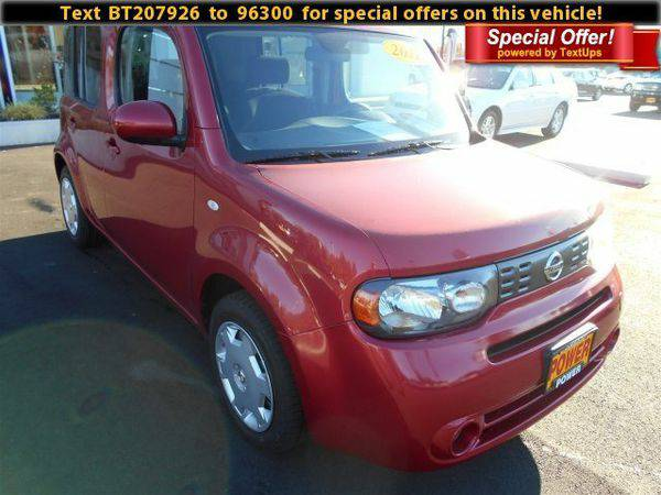 2011 *Nissan* *cube* - Call/Text