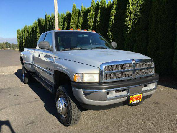 1999 *Dodge* *Ram* *3500* 4DR QUD 155WB D - CALL/TEXT 📱
