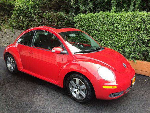 2006 *Volkswagen* *New* *Beetle* *Coupe* 2DR CPE 2.5L PZ - CALL/TEXT &