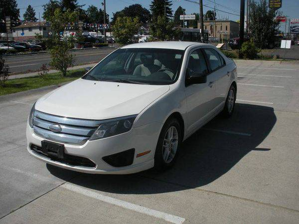 2010 *Ford* *Fusion* S 4dr Sedan >>>Easy Financing Availab