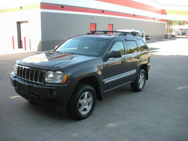 2005 *Jeep* *Grand* *Cherokee* Limited 4dr 4WD SUV >>>Easy