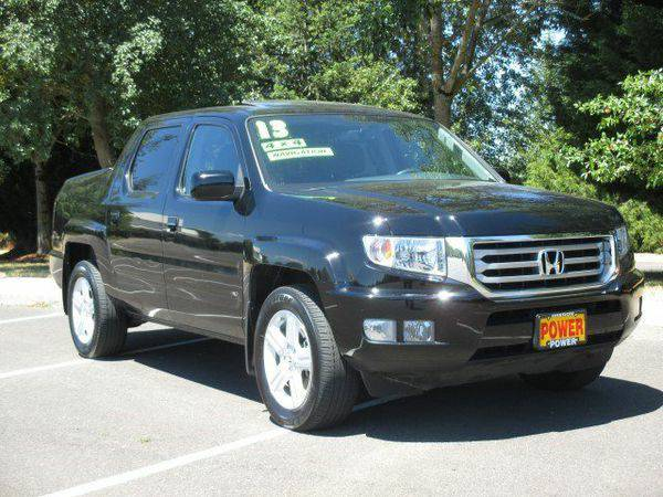 2013 *Honda* *Ridgeline* RTL - GET APPROVED TODAY!!!!