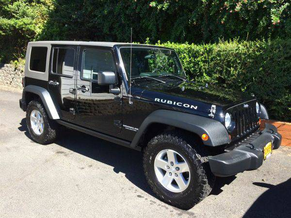 2008 *Jeep* *Wrangler* Unlimited Rubicon - CALL/TEXT 📱