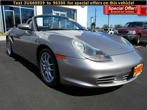 2003 *Porsche* *Boxster* S - Call/Text