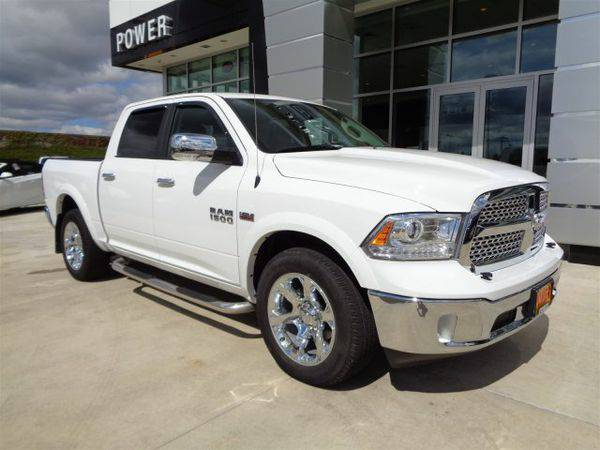2014 *Ram* *1500* Laramie - GET APPROVED TODAY!!!!