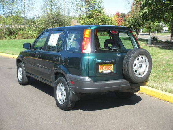2001 *Honda* *CR-V* LX - GET APPROVED TODAY!!!!