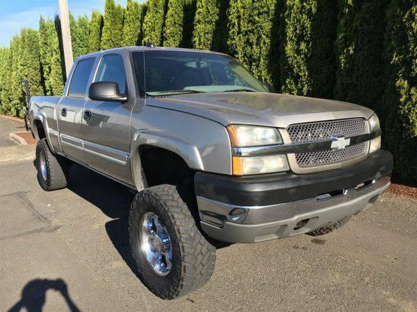 2003 *Chevrolet* *Silverado* *2500HD* LS - CALL/TEXT 📱