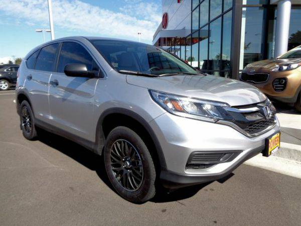 2016 *Honda* *CR-V* LX - GET APPROVED TODAY!