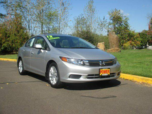 2012 *Honda* *Civic* *Sdn* EX - GET APPROVED TODAY!!!!