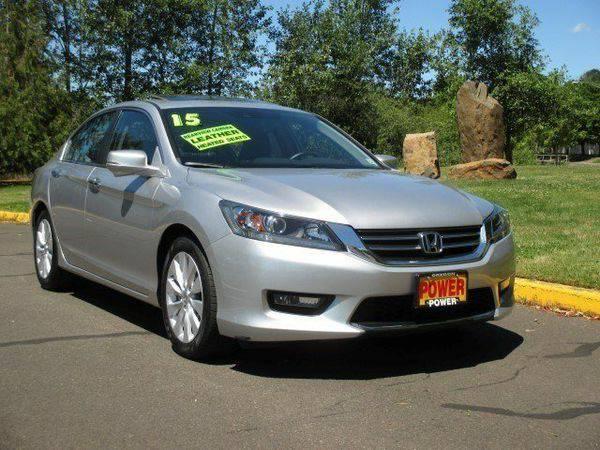 2015 *Honda* *Accord* *Sedan* EX-L - CALL/TEXT 📱