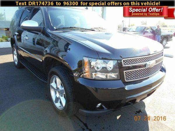 2013 *Chevrolet* *Tahoe* LTZ - Call/Text