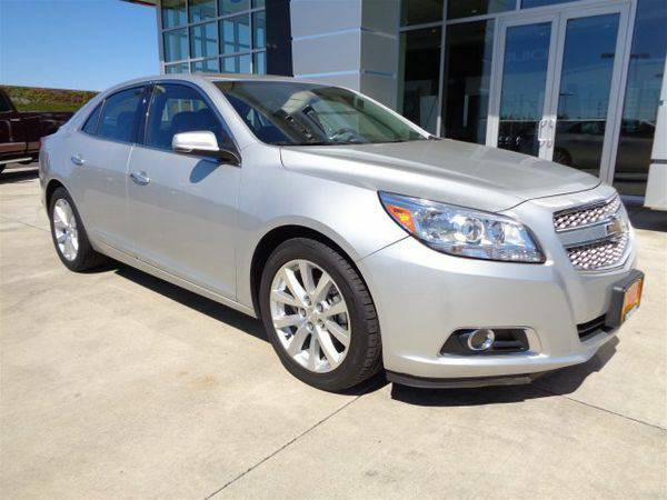 2013 *Chevrolet* *Malibu* LTZ - GET APPROVED TODAY!!!!