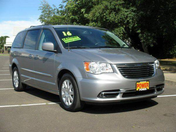 2016 *Chrysler* *Town* *&* *Country* Touring - GET APPROVED TODAY!!!!