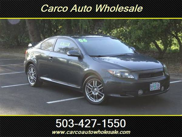 2006 Scion tC 5 SPEED MANUAL, MUST SEE, WOW!